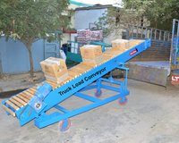 Container Loading Conveyor