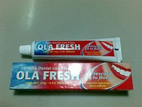 Crema Dental Con Fluor - Ola Fresh Toothpaste