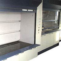 Distillation Fume Hood