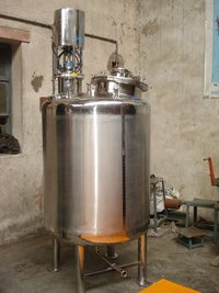 Injectable Mixing Vessel
