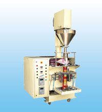 Pneumatic Collar Type Augar Filler Machine