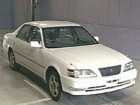 Used Car (1998 Toyota Cresta)
