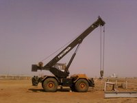 Hydraulic Crane