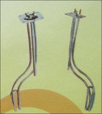 Square Flange Heating Element