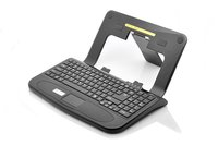 Ergonomic Laptop Cooling Stand With Keyboard