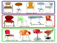 Designer Chairs and Tables