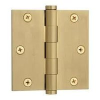 Brass Butt Hinges