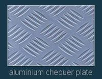 Aluminium Chequer Plate