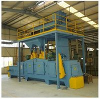 Tumble Belt Type Shot Blasting Machine HN1500