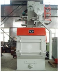 Tumble Belt Type Shot Blasting Machine Q326