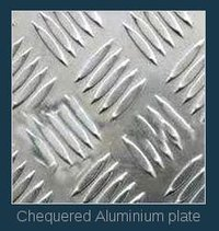 Chequered Aluminium Plate