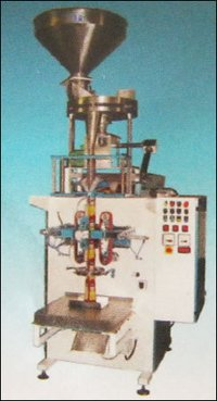 Vffs Type Granules Packing Machine