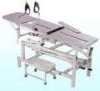 Operation Table (Non-Hydraulic) S.S.Top