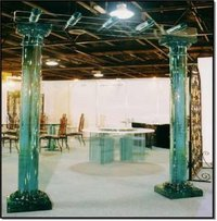 Glass Column