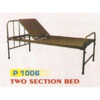 Two Section Bed