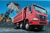 Sinotruk Howo Tipper Truck (76 ×4)