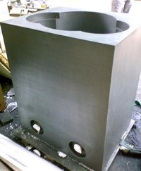 Graphite Big Sizes Crucibles