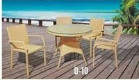 Beach Chair And Table