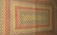 Flat Braided Jute Carpet