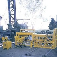 Hydraulic Cutting Table