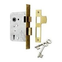 Mortise Two Key