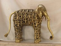 Designer Brass Elephant