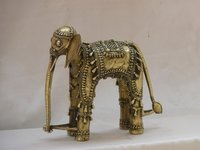 2 kg. Brass Elephant