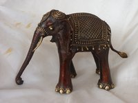 5.4 Kg. Brass Elephant