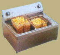 Deep Fat Frier Double