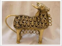 Decorative Kamdhenu Nandi Statue