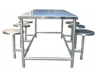 Stainless Steel Dinning Table