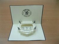 Stamford Bridge Stadium-Handmade 3D Pop Up Greeting Card