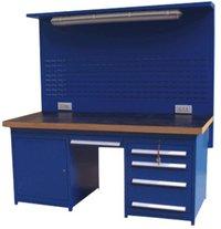 Craftsman Working Table Iron Top