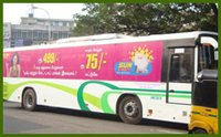 Bus Banner Printing Service