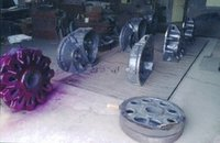 Drive Tumbler And Gear Box Body