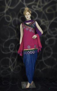 Winsome Beauty Patiala Suit