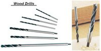 Brad Point Woodworking Drill Bits