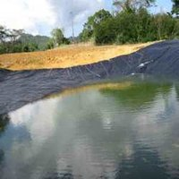 Rainwater Harvesting Pond Cover