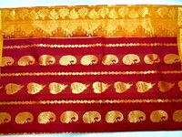 SILK WEAVED SAREE