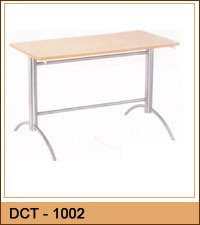 Rectangle Cafeteria Table
