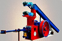 Renewable Briquette Machine
