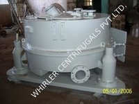Three Point Bottom Discharge Centrifuge