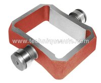 Hydraulic Pump Square Piston STD MF-135 (Red)