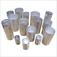 Aluminum Capacitor Cans