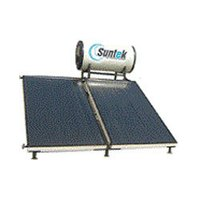 Solar Water Heater Fpc Domestic