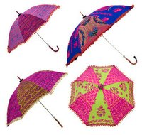 Indian Handmade Umbrellas
