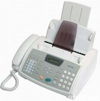 KX-FP701CX Personal Fax Machine