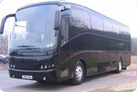Luxury Coaches Rental Service