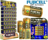 Super Alkaline Batteries