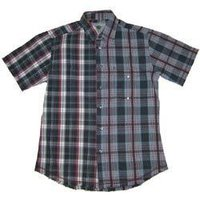 Cotton Checkered Shirts